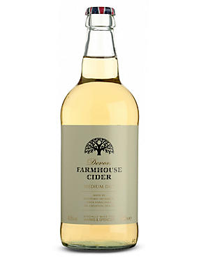 Devon Farmhouse Cider - Case of 20