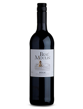 Beau Moulin Fitou - Case of 6 Wine