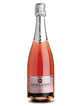 Cava Arte Latino Rosado - Case of 6 Wine