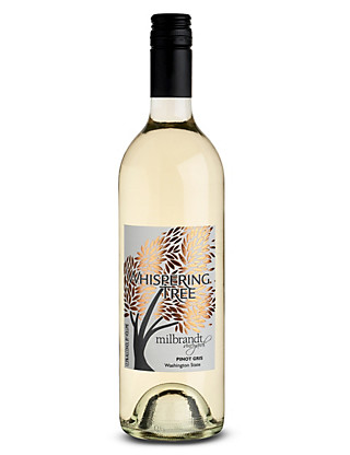 Whispering Tree Pinot Grigio - Case of 6 Wine