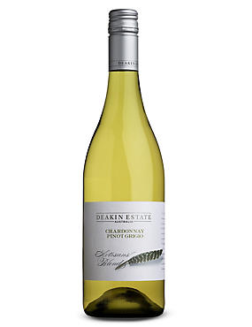 Deakin Estate Chardonnay Pinot Grigio - Case of 6
