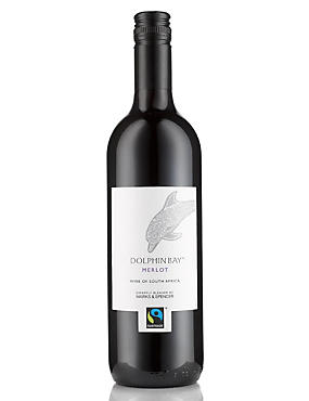 Fairtrade® Dolphin Bay Merlot - Case of 6