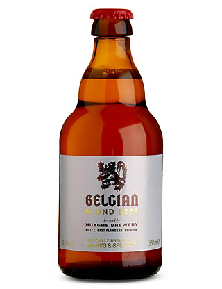 Belgian Blond Beer - Case of 20 Wine