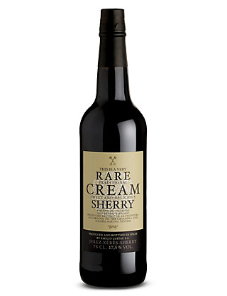 Rare Cream Sherry - Case of 6 Wine