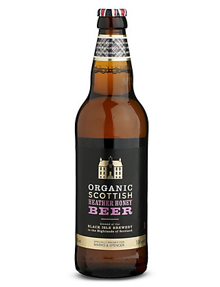 Scottish Heather Honey Beer - Case of 20 Wine