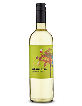 Araucaria Riesling Pinot Grigio - Case of 6 Wine