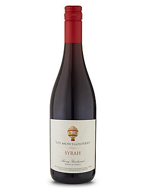Les Mongolfiers Syrah - Case of 6