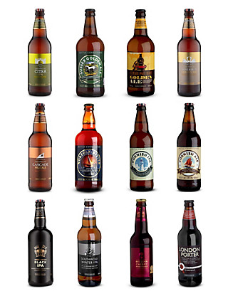 Classic Beer Selection - Mixed Case of 12 Wine