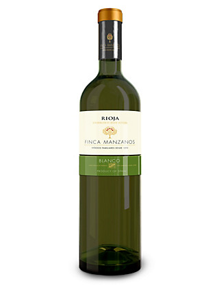 Finca Manzanos Blanco Rioja Blanco - Case of 6 Wine
