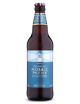 Mosaic Pale Ale - Case of 20 Wine