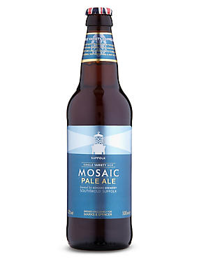 Mosaic Pale Ale - Case of 20