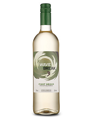 Wave Break Pinot Grigio Wine