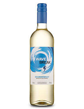 Wave Break Chardonnay - Case of 6