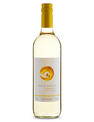 Wave Break Moscato - Case of 6 Wine