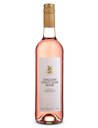English Pinot Noir Rosé - Case of 6 Wine