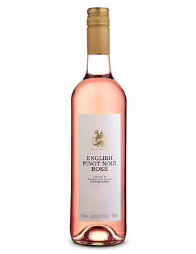 English Pinot Noir Rosé - Case of 6