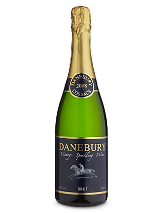 Danebury 'Cossack' Sparkling (regional) - Case of 6 Wine