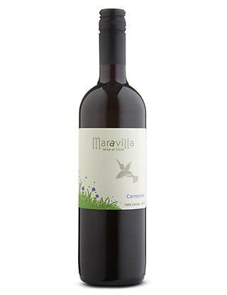 Maravilla Carmenere - Case of 6 Wine