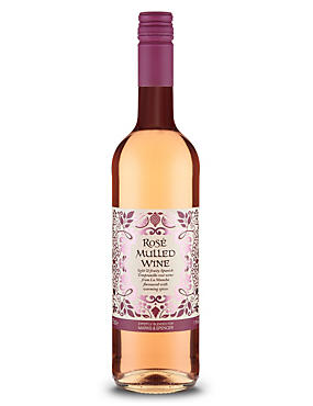 Rosé Mulled Wine - Case of 6