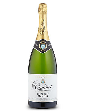 Oudinot Brut Magnum - Single Bottle