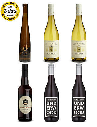 IWC Gold Medal Winners - Case of 6 Wine