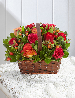 Autumn Arrangement Flowers