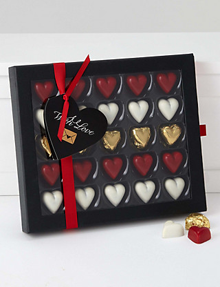 Magic & Sparkle Heart Collection Hampers