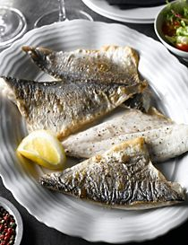 4 Seabream Fillets