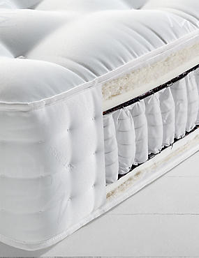 Ortho 1500 Mattress - Firm Support