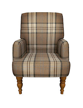 Denford Armchair Afton Natural
