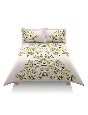 Dovecote Floral Print Bedding Set
