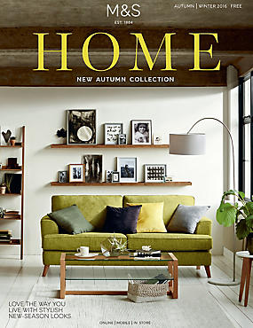 Free Home Catalogue - Autumn / Winter 2016