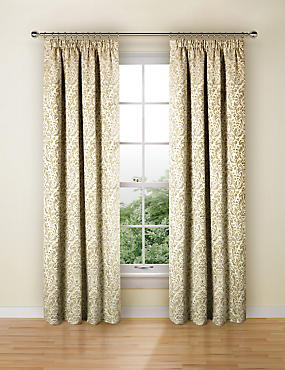 Trezo Damask Curtains