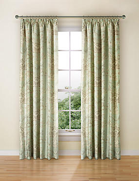 Versaille Print Curtain