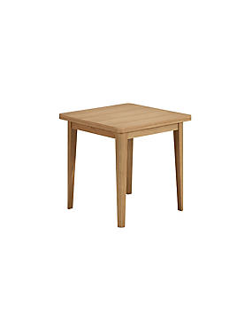 Jakob Square Extending Dining Table - 7 Day Delivery*