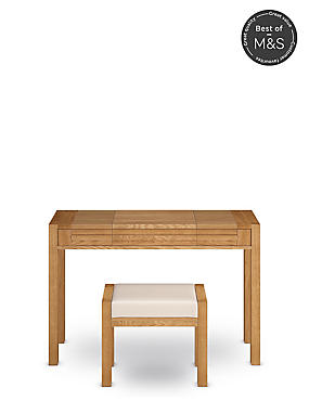 Sonoma Dressing Table & Stool