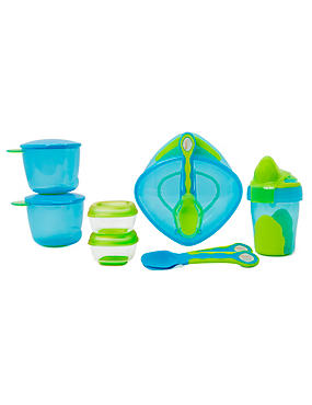 8 Piece Start Weaning Kit