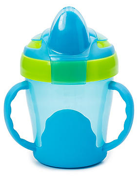 2 Handled Soft Spout Trainer Cup