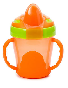 Soft Spout Trainer Cup