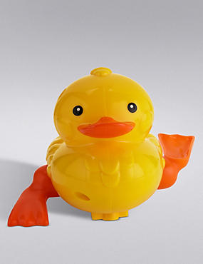 Wind Up Duck Toy