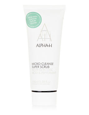 Micro Cleanse Super Scrub 100ml