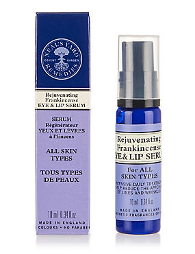 Frankincense Lip &  Eye Serum 10ml, , catlanding