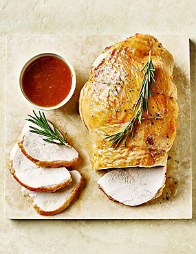 British Ready-to-Roast Turkey Breast Joint