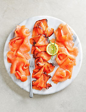 Scottish Lochmuir™ Smoked Salmon Selection - 12 Slices