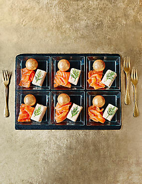 Six Showstopping Seafood Starters