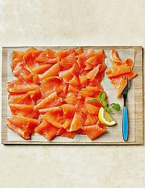 Side of Scottish Lochmuir™ Smoked Salmon (16 Slices)