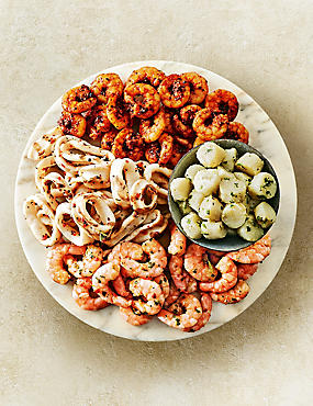 Seafood Selection Platter