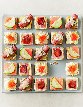 Luxury Canapé Selection (24 Pieces)