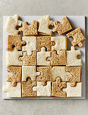 Children's Jigsaw Platter - 24 Pieces