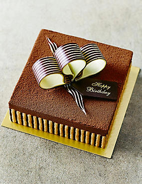 Special Occasion Praline Present 'Happy Birthday'